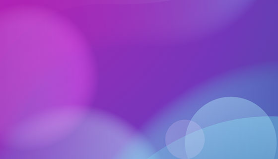 蓝色抽象背景矢量素材(EPS)