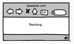 ResizeEnd – 窗口大小调整后处理事件插件