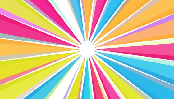 抽象多彩背景矢量素材(EPS)