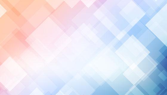 抽象低多边形背景矢量素材(EPS)