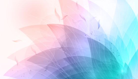 抽象背景矢量素材(EPS)
