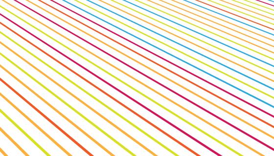 创意多彩线条背景矢量素材(EPS)