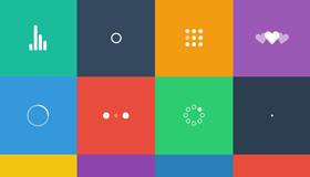12个SVG Loading图标