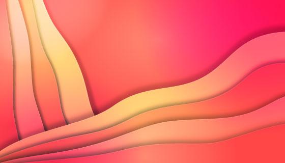 创意抽象背景矢量素材(EPS/AI)