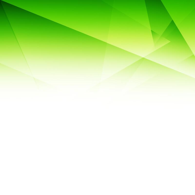 抽象绿色多边形背景矢量素材(EPS)