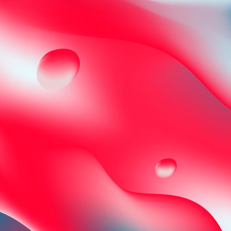 多彩渐变液体背景矢量素材(EPS/AI)
