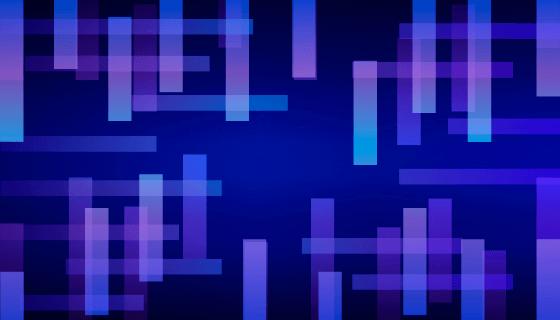 抽象科技背景矢量素材(EPS/AI)