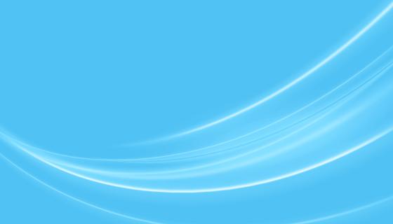 蓝色波浪商务背景矢量素材(EPS)
