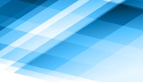 抽象蓝色商务背景矢量素材(EPS)