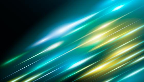 抽象光线背景矢量素材(AI/EPS)