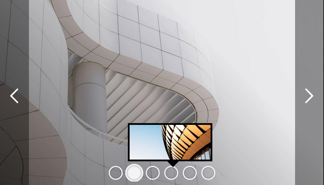 pbTouchSlider – jqeury滑动响应式幻灯片插件