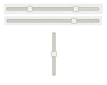 jQuery区域范围滑块插件noUiSlider
