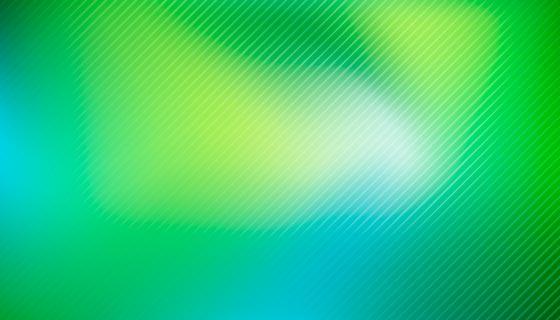 抽象渐变绿色背景矢量素材(AI/EPS)