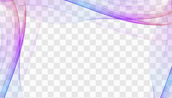 抽象框架矢量素材(EPS)