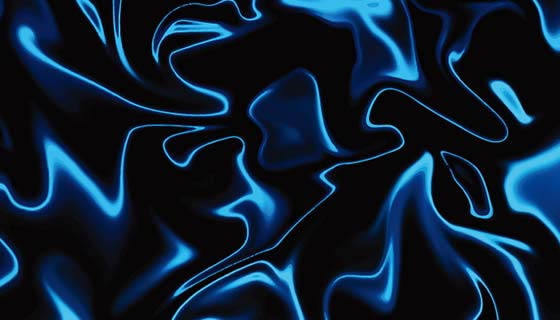 闪亮的深蓝色背景矢量素材(EPS)