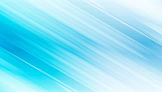 抽象蓝色线条背景矢量素材(EPS)