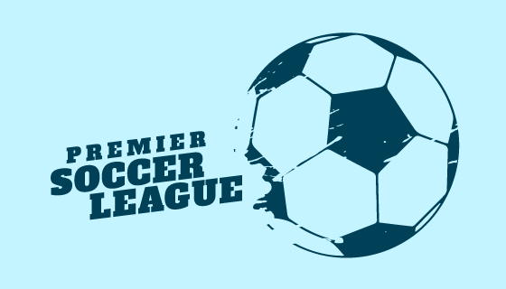 足球锦标赛背景矢量素材(EPS)