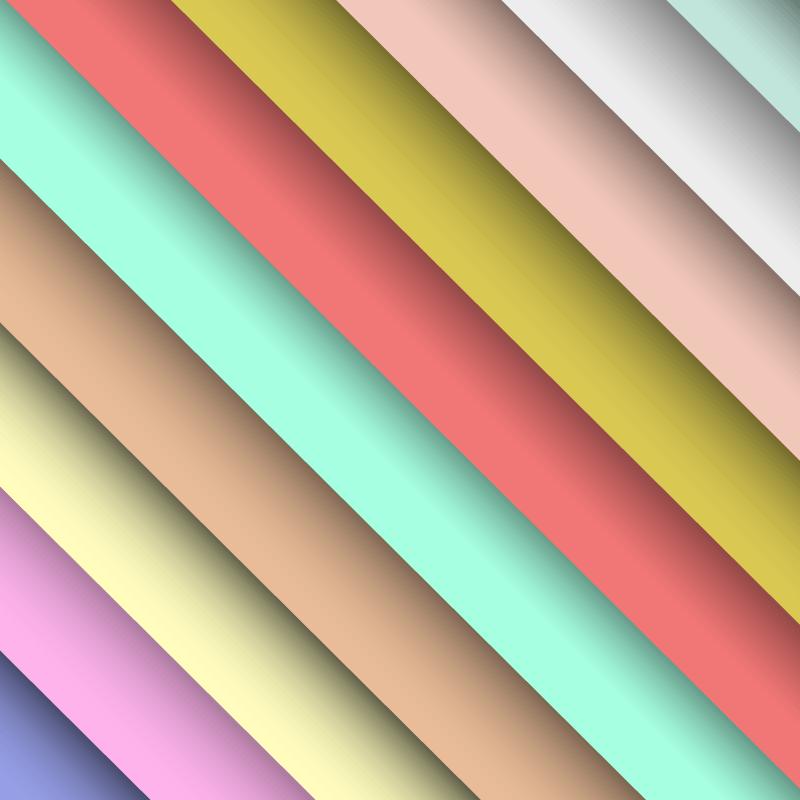 多彩渐变条纹背景矢量素材(EPS)