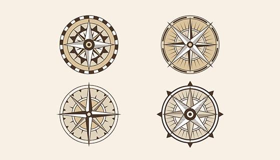 指南针矢量素材(EPS/AI)