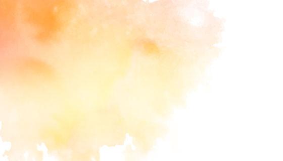 浅橙色水彩背景矢量素材(EPS)