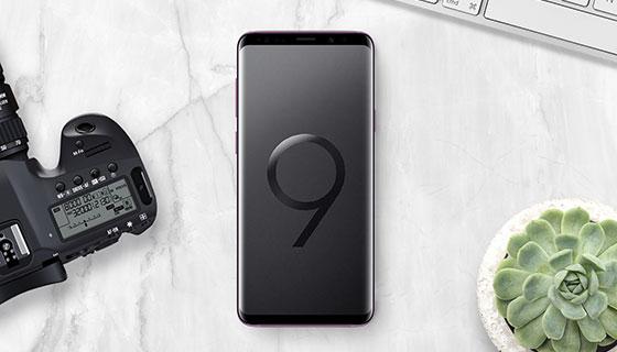 三星Galaxy S9 Plus模型(PSD)