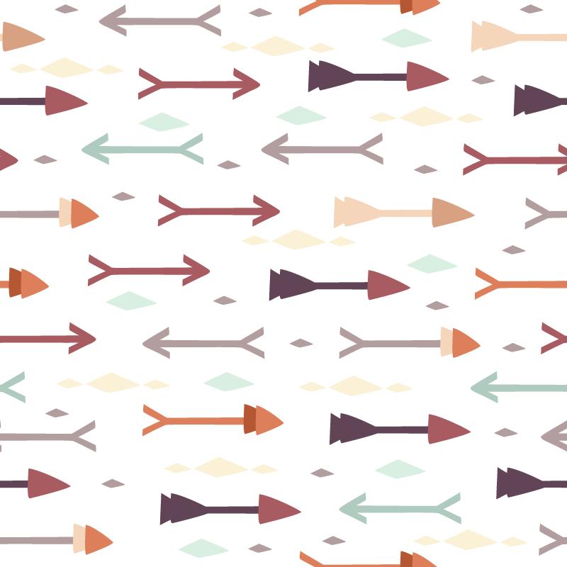 各种颜色的箭头矢量素材(EPS)