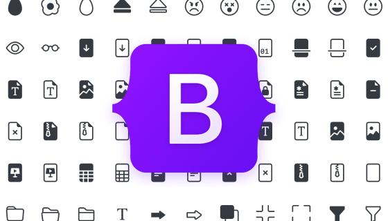 Bootstrap图标库