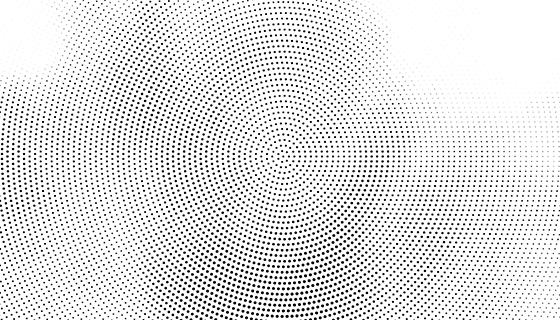 抽象的半色调背景矢量素材(EPS)