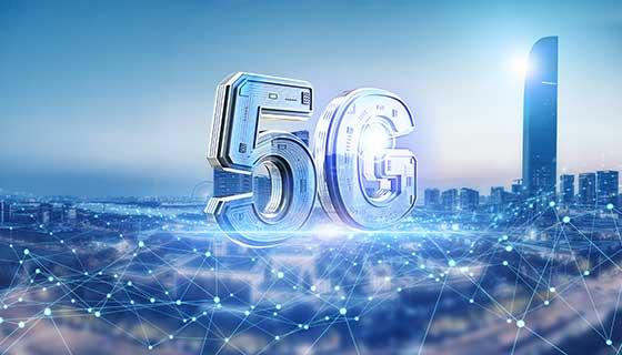 5G智慧城市素材(PSD)