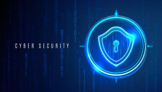 网络安全概念设计矢量素材(AI/EPS)