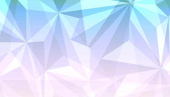 创意低多边形背景矢量素材(EPS)
