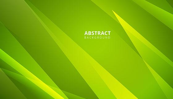 绿色抽象背景矢量素材(EPS/AI)