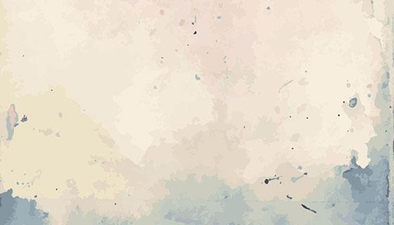 抽象水彩纹理背景矢量素材(EPS/AI)