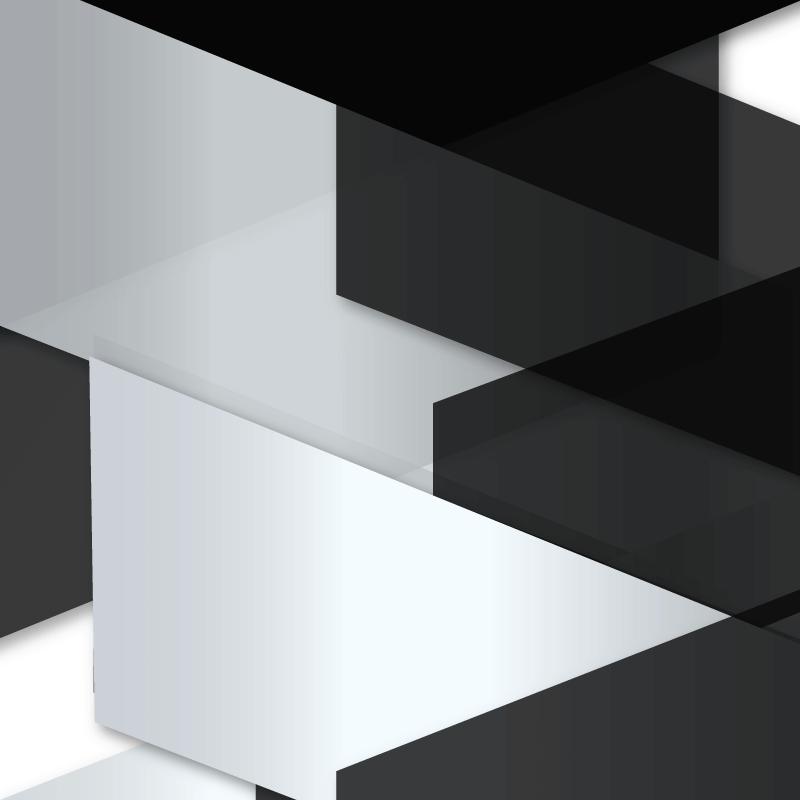 黑色银色抽象背景矢量素材(EPS)